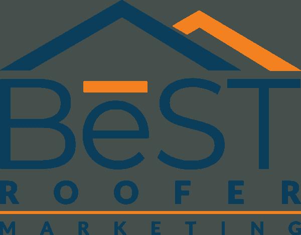 Best Roofer Marketing Stacked Logo