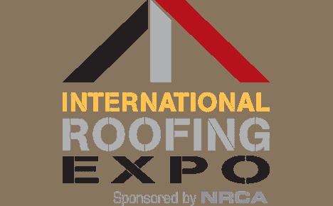 International Roofing Expo Logo